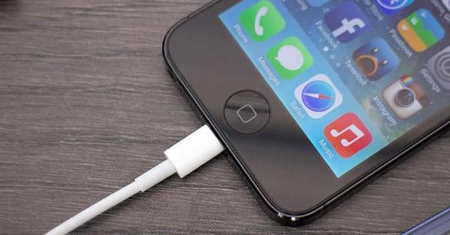 Ý nghĩa của từng tiếng chuông, tiếng rung iPhone khi cắm sạc