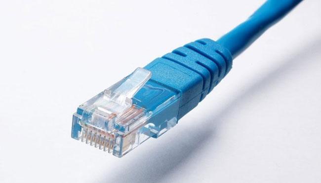 Should use Ethernet