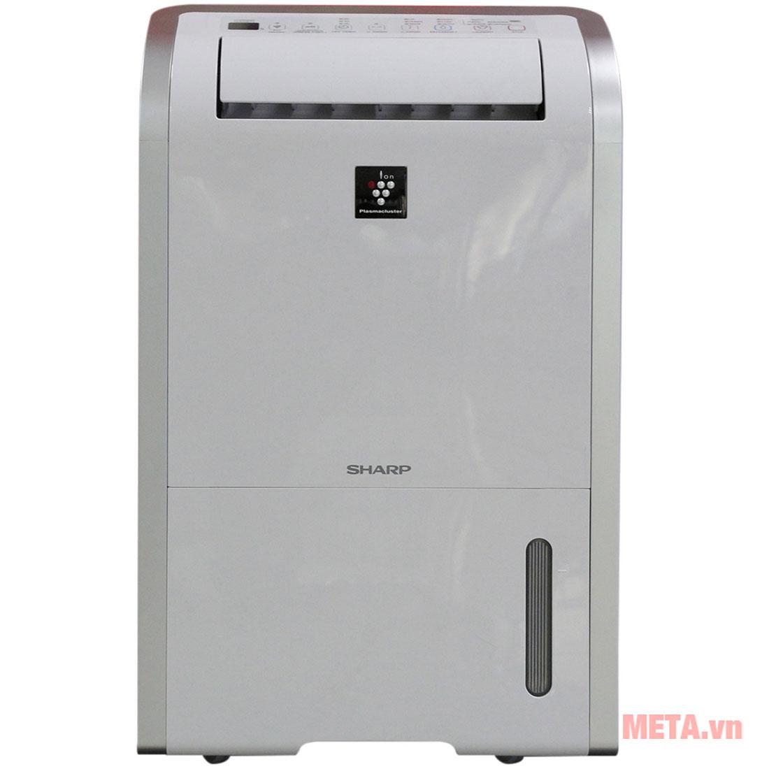 Máy lọc hút ẩm lọc không khí Sharp DW-D20A-W