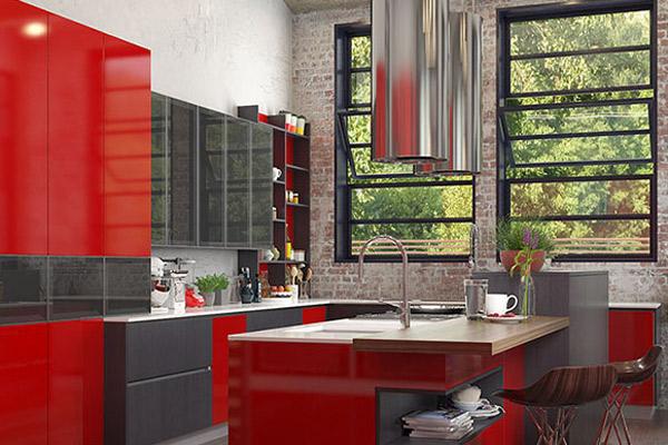 Cửa sổ phòng bếp đẹp 1
