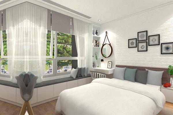 Cửa sổ phòng ngủ đẹp 8