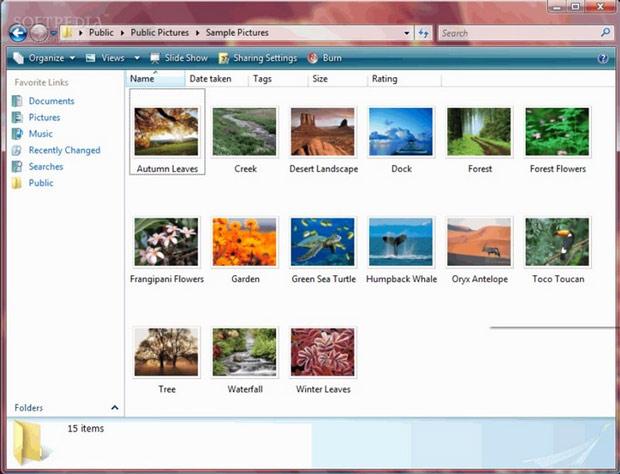 Windows Vista 7