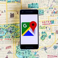 Cách thêm shortcut tuyến đường vào màn hình chính, tạo bản đồ riêng trên Google Maps