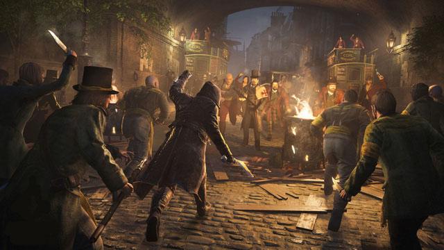 Assassin's Creed Syndicate là tựa game hành động phiêu lưu lén lút góc nhìn thứ ba