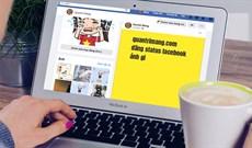 Cách đăng status Facebook dạng ảnh GIF