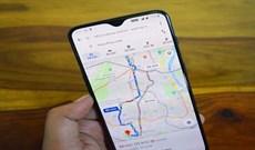 Cách thay đổi tuyến đường trên Google Maps