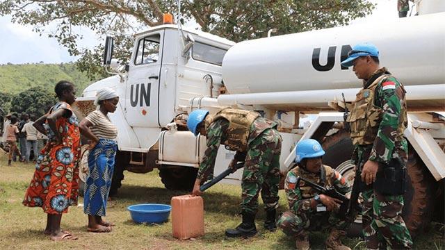 Lực lượng gìn giữ hòa bình Liên Hợp Quốc