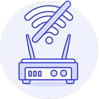 Cách tắt mạng WiFi Viettel, FPT từ xa