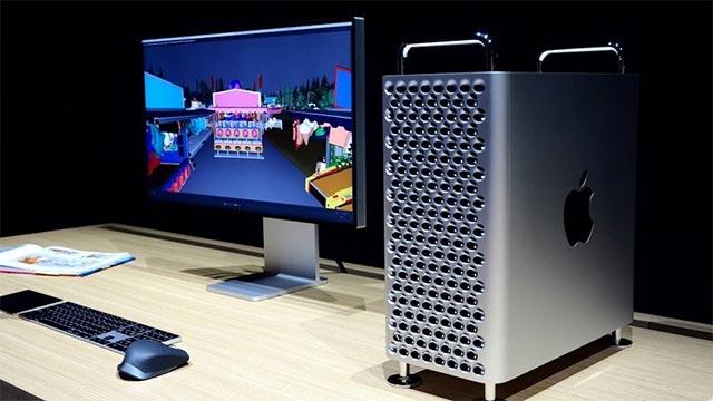 Mac Pro và Pro Display