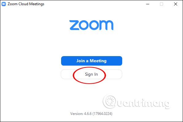 Cách dùng Zoom tạo phòng học trực tuyến