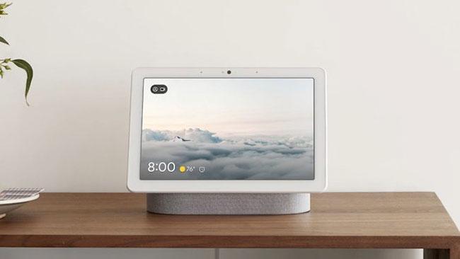 Google Face Match là một tính năng hiện có sẵn trên các thiết bị Google Nest Hub Max
