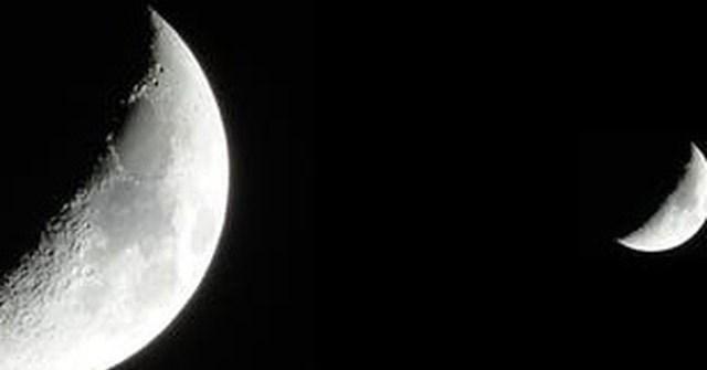 Phát hiện Mặt trăng thứ hai của Trái đất, đường kính chỉ khoảng 3,5m