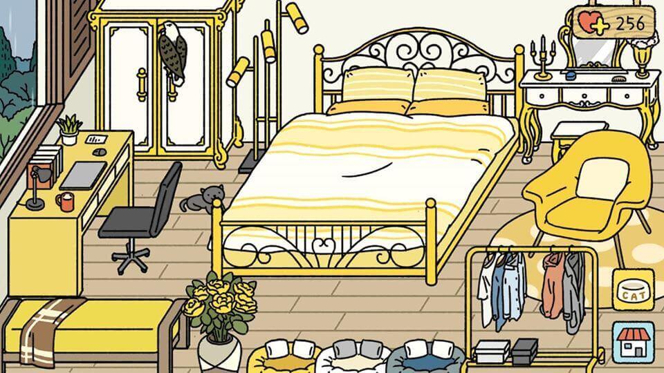 trang trí phòng ngủ đẹp adorable home