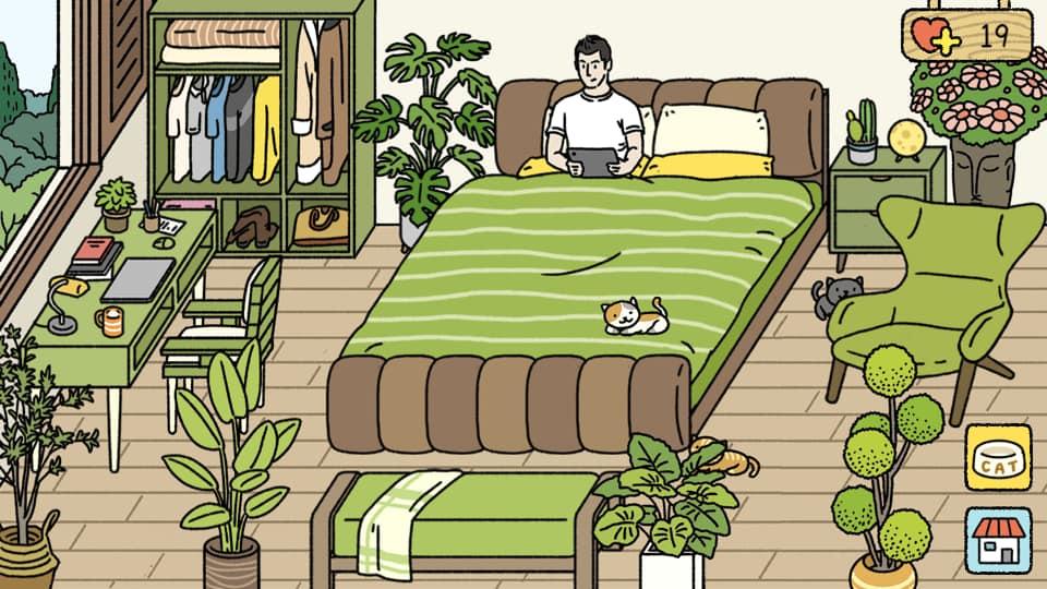 phòng ngủ adorable home