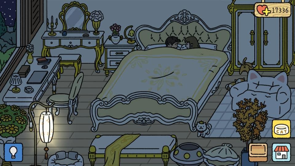 mẫu trang trí phòng ngủ adorable home