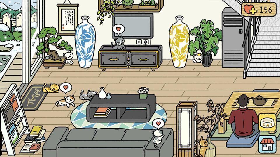lounge đẹp adorable home