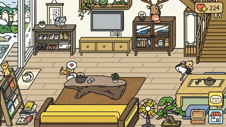 lounge adorable home