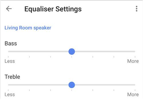 Mọi thứ sẽ phụ thuộc vào loại thiết bị Google Home