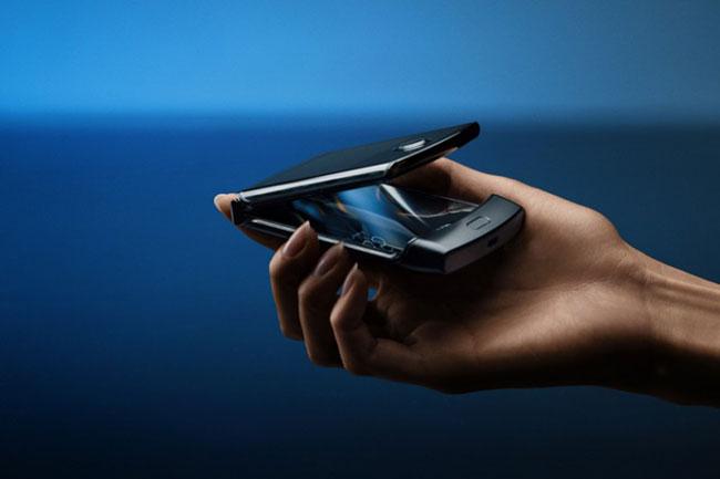 Điện thoại màn hình gập sẽ trở nên tốt hơn