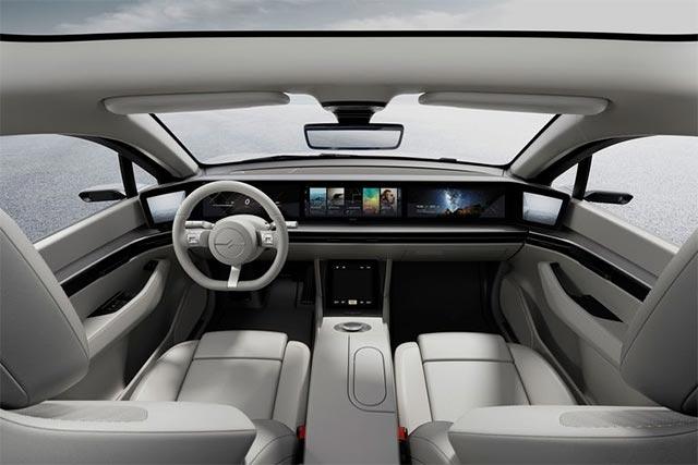 Hệ thống giải trí trong xe
