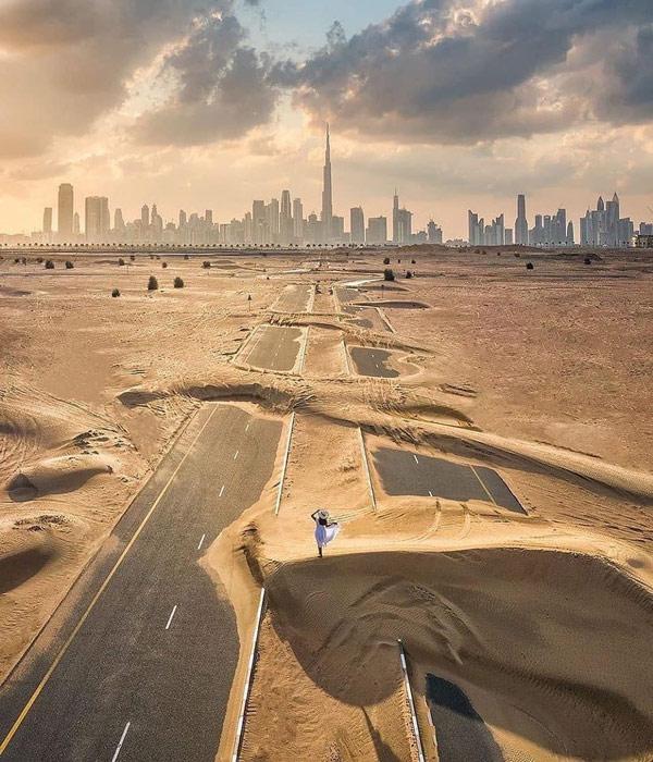 Dubai là 'vùng đất đến từ hành tinh khác' 1