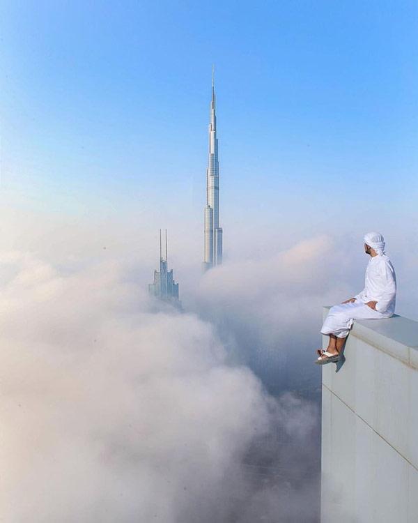 Thành phố trên mây 2