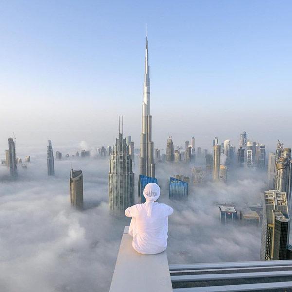 Thành phố trên mây 3