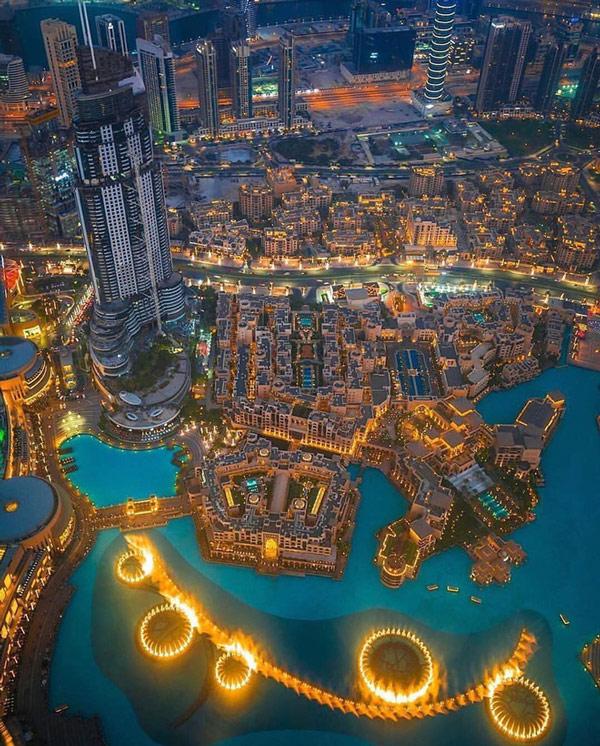 Dubai sẽ trở nên rực sáng tuyệt đẹp khi màn đêm buông xuống 2