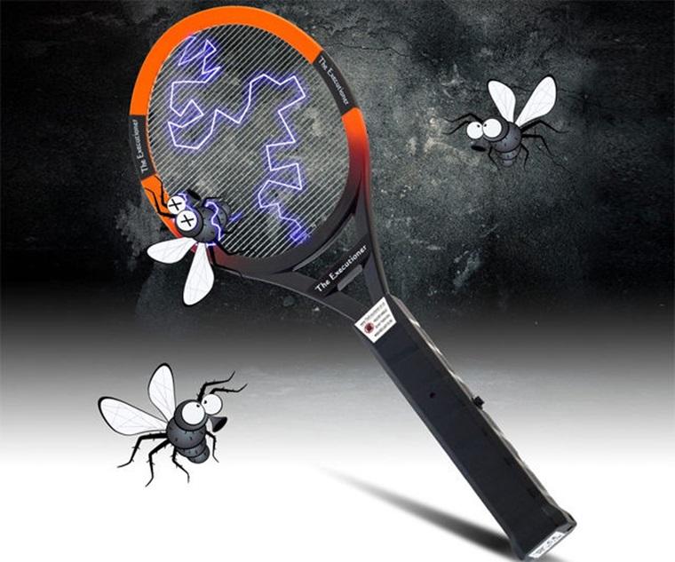 Vợt bắt muỗi hiệu quả