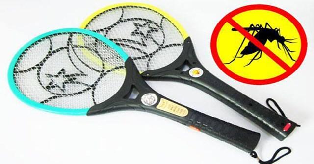Cách sửa vợt bắt muỗi bị hỏng tại nhà