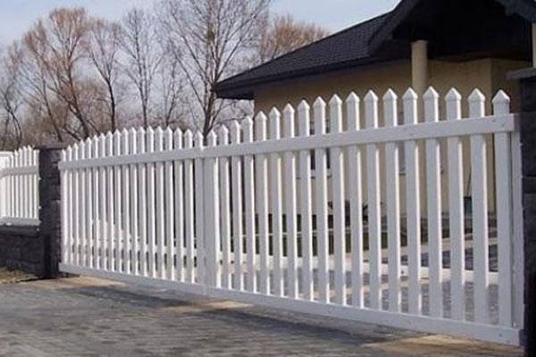 Hàng rào sắt hộp 4