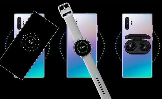 Wireless Powershare sẽ cho phép sạc bất kỳ điện thoại hoặc phụ kiện hỗ trợ Qi nào khác
