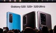 Cách bật màn hình 120Hz trên Samsung Galaxy S20