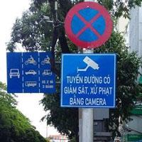 Từ 10/3, gia tăng phạt nguội 14 tuyến đường qua camera giao thông