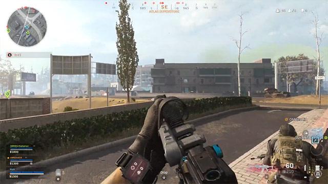 call of duty warzone cấu hình