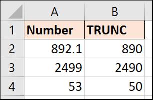 Cách sử dụng hàm TRUNC trong Excel - Ảnh minh hoạ 6