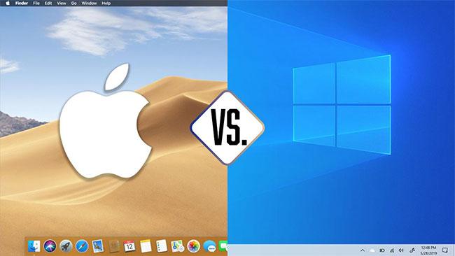 Làm việc với Mac OS X, bạn có thể chạy tất cả các hệ điều hành chính trên máy của mình
