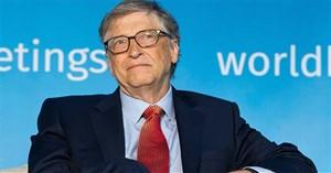"""Bill Gates rời ban lãnh đạo Microsoft, chính thức """"về hưu"""""""