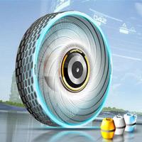 Loại lốp mới không bao giờ cần thay, mặt lốp có khả năng tự tái sinh