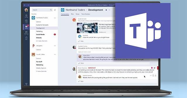 Cách kết nối dịch vụ lưu trữ trên Microsoft Teams