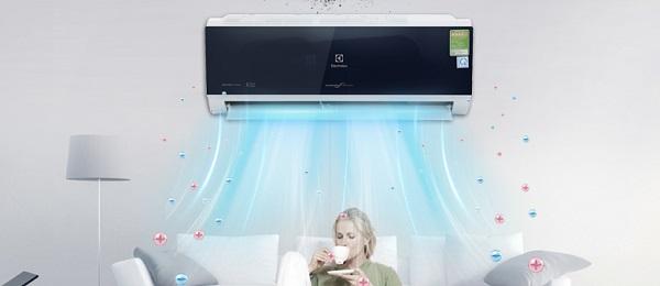 Công nghệ lọc không khí trên điều hòa, máy lạnh Electrolux