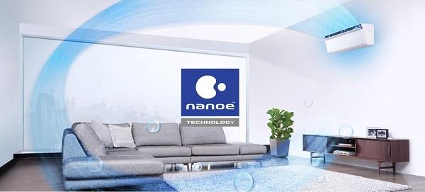 Công nghệ lọc không khí trên điều hòa, máy lạnh Panasonic