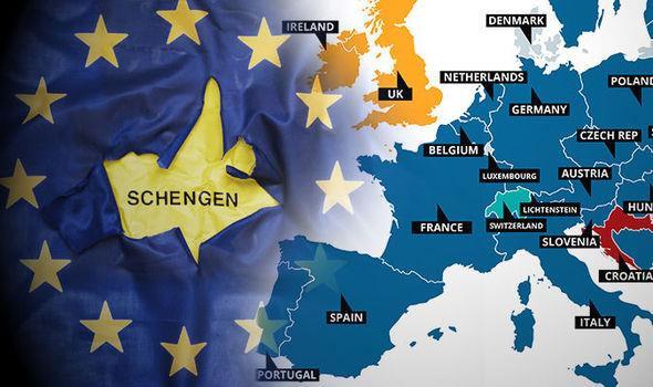 Khu vực Schengen