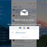Cách thêm Gmail vào ứng dụng Mail Windows 10
