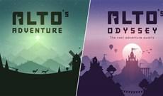 Mời tải Alto's Adventure và Alto's Odyssey đang được miễn phí trên App Store