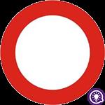 Biển số 101: Đường cấm