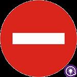 Biển số 102: Cấm đi ngược chiều