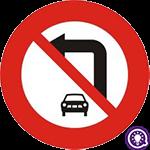 Biến số 103c: Cấm ô tô rẽ trái
