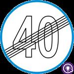 Biển số 134: Hết hạn chế tốc độ tối đa