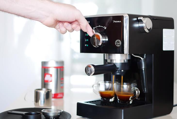 Máy pha cafe tự động là gì?